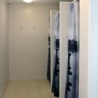 Dámske sprchy, Detské centrum Rožňava