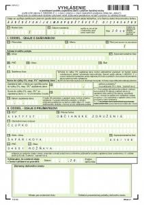 Darujte 2 % z vašich daní pre o.z. Čľupko
